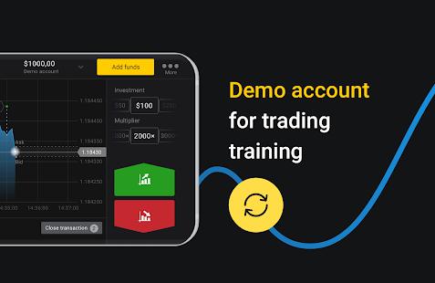 App Binomo APK for Windows Phone