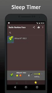 Radio Online Burkina Faso - náhled