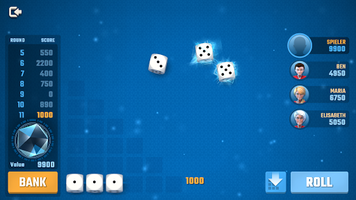 Farkle 10000 - Free Multiplayer Dice Game screenshots 1
