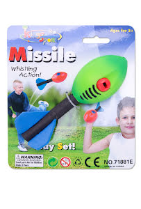 Visslande raket