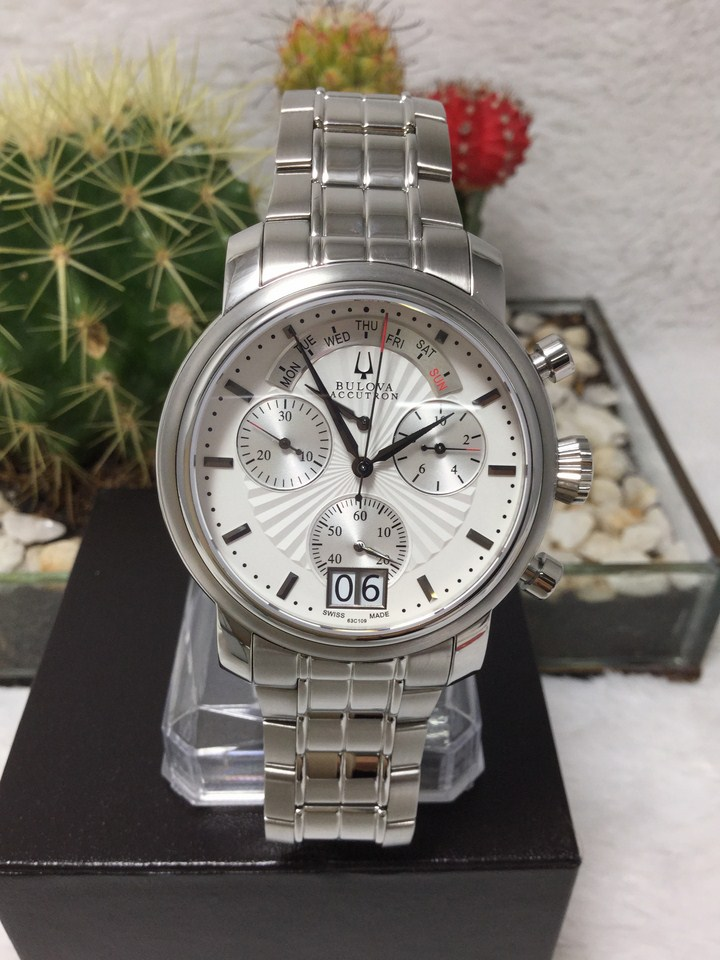 Đồng hồ xách tay 100% chính hãng: Stuhrling, Movado, Bulova. Ship hàng Mỹ về Việt Nam - 8