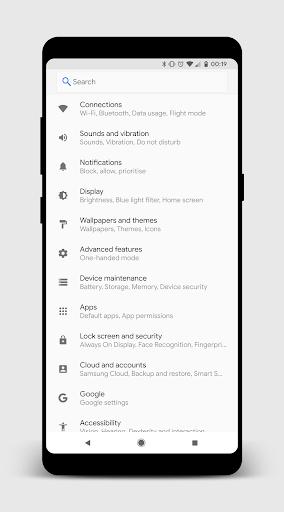 [Substratum] StatusBar (+extra) for Samsung DONATE  screenshots 5