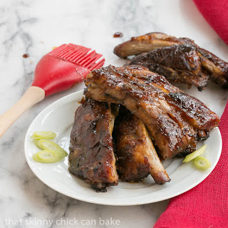 Slow Cooked Asian Baby Back Ribs Recipe