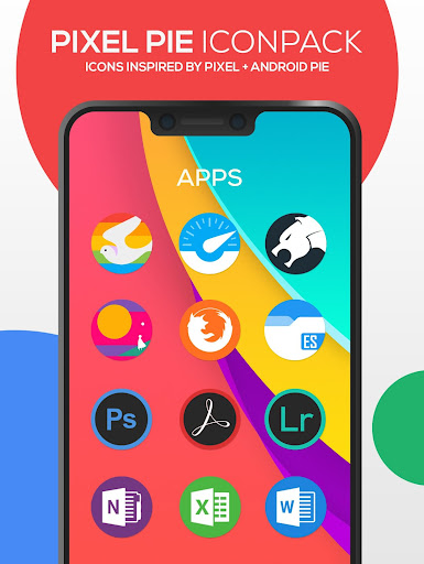 Pixel Pie Icon Pack  screenshots 4
