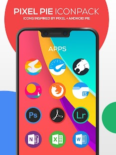 Pixel Pie Icon Pack Screenshot