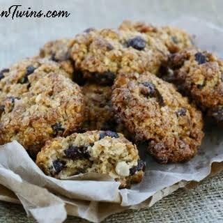 Minute Oatmeal Raisin Cookies.