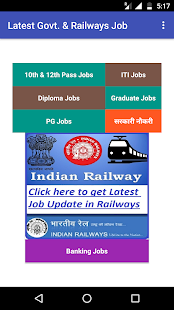 New Government Jobs - Railway, Bank etc - náhled