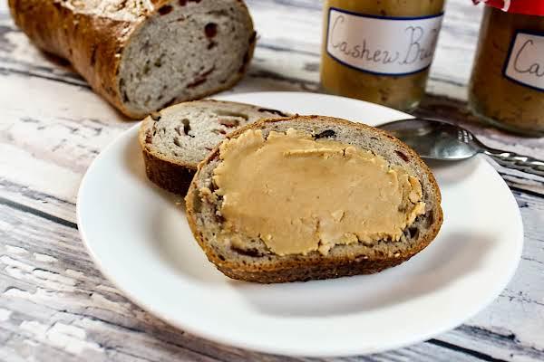Honey Cashew Butter  (plain Or Crunchy)