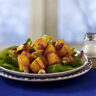 Roasted Squash Salad.