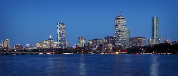 Four Seasons One Dalton in the Boston skyline. Picture: SUPPLIED/PATHWAYS