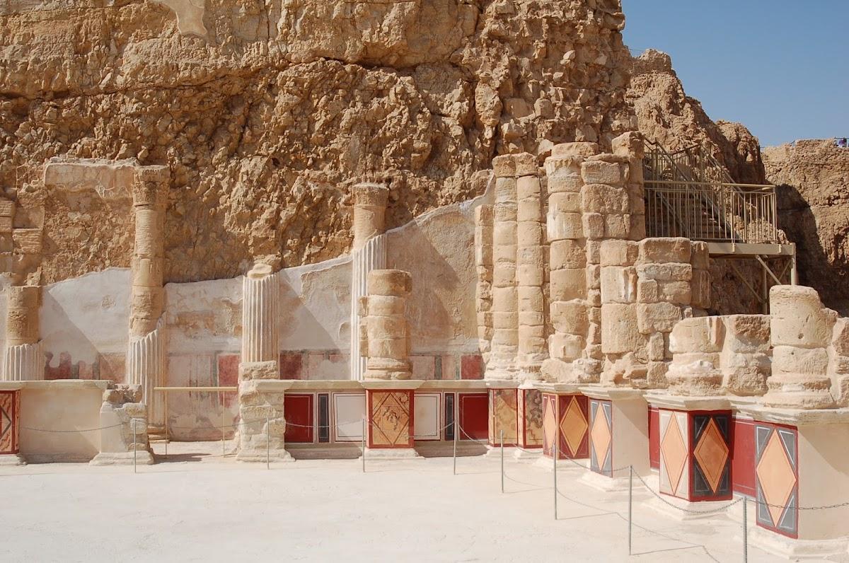 Palace of Herod the Great, Masada