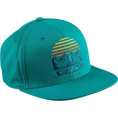 Salsa Summit Trucker Hat - Blue Spruce, One Size