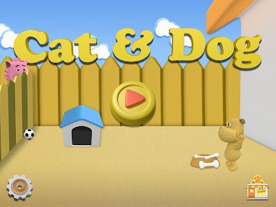 Cat And Dog - Game Viet screenshot 5