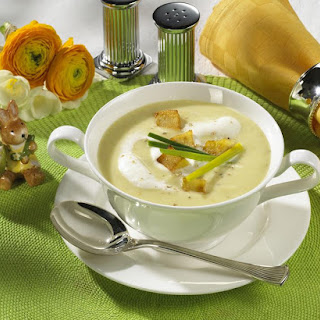 Potato and Leek Soup.