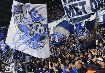 Onrust in de lagere regionen: Ultra's van KRC Genk zochten donderdagavond de confrontatie op met de fans van Racing Mechelen