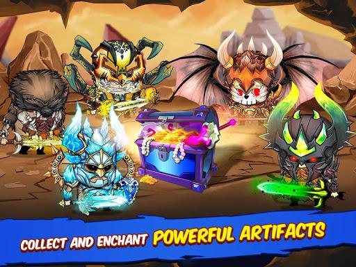 Tiny Gladiators - Fighting Tournament screenshot 11