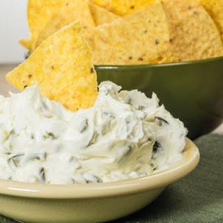Cream Cheese Chile Dip