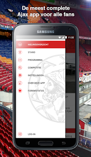 Ajax Fanzone - screenshot thumbnail