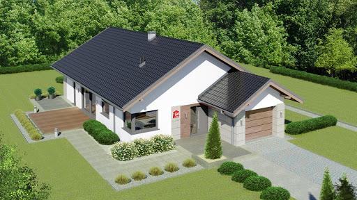 projekt Dom przy Pastelowej 19 D bis