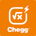 Chegg Math Solver - guided math problem solver icon