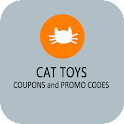 Cat Toys Coupons - I'm In! icon