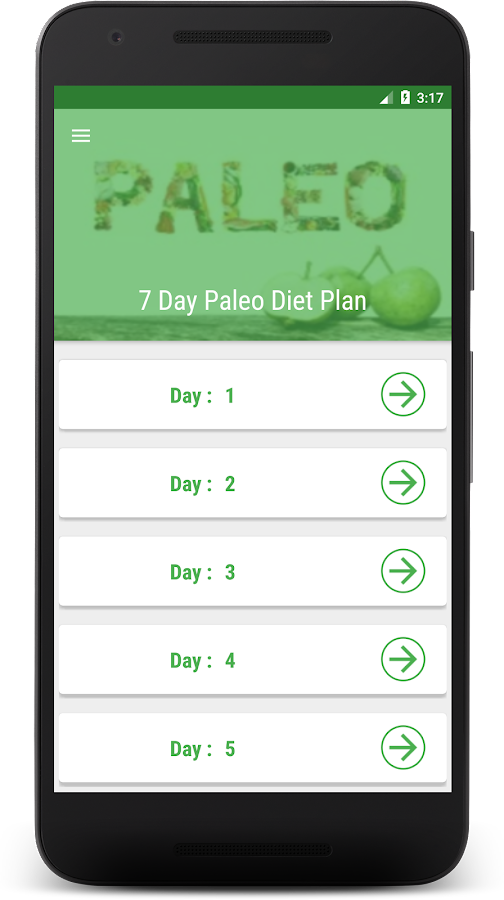 Paleo Diet Plan - 7 Day | 7 Day Paleo Meal Plan- screenshot