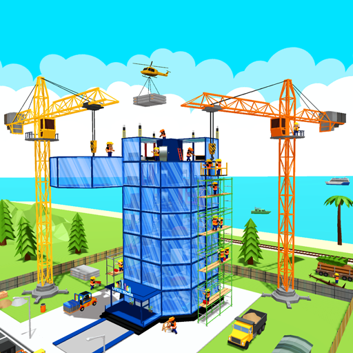 Little Tower Build: Craft & Construction Simulator
