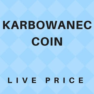 Karbo wanec Coin Live Rate