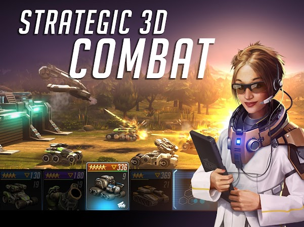 League of War: Mercenaries v7.6.90 (Mod)