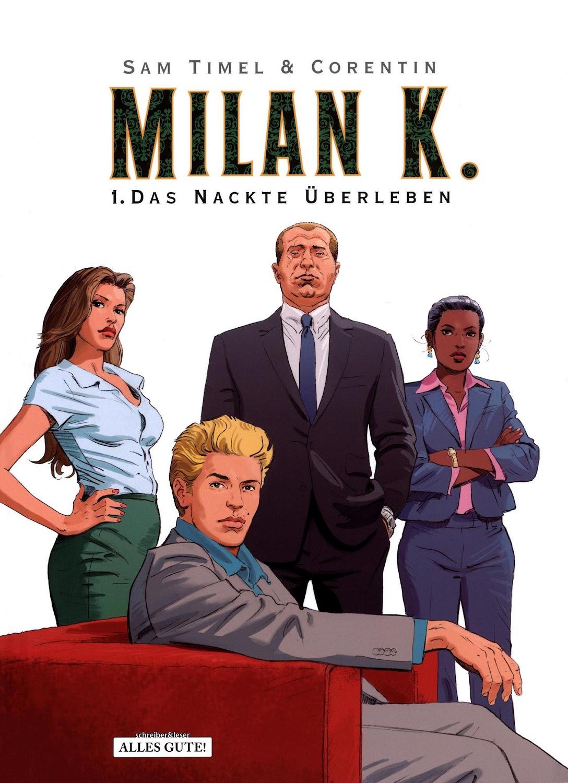 Milan K. (2015) - komplett