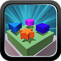 Stack Perfect Tower: 3D Shapes