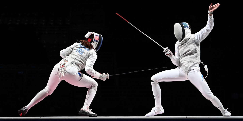 JO de Tokyo 2021, en direct : les Françaises disputent la finale du fleuret  par équipes, Malonga médaillée d'argent au judo