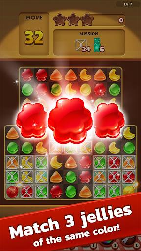 Jelly Drops - Free Gummy Drop Puzzle Games 1.3.0 screenshots 1