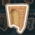 ねんどのドア
