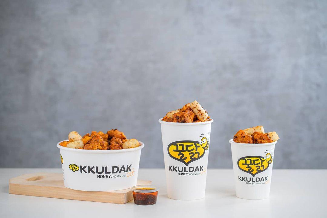 [TEN KULINER] Cobain Kkuldak, Cemilan Ayam Khas Korea Kekinian | Tenasia