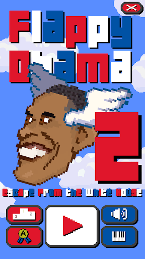 Flappy Obama 2 Retirement 2016
