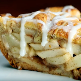 Cinnamon Roll Pie Recipes