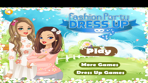 Fashion party dress up 2
