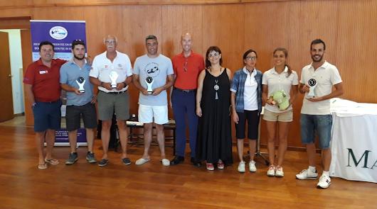 Los jugadores locales brillan en el Villa de Mojácar