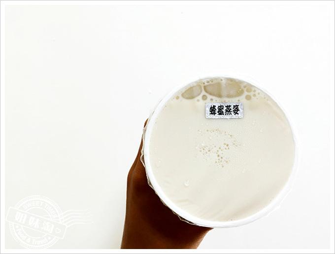 豆漿先生-蜂蜜燕麥豆漿