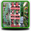 Vertical Garden Plant Ideas icon