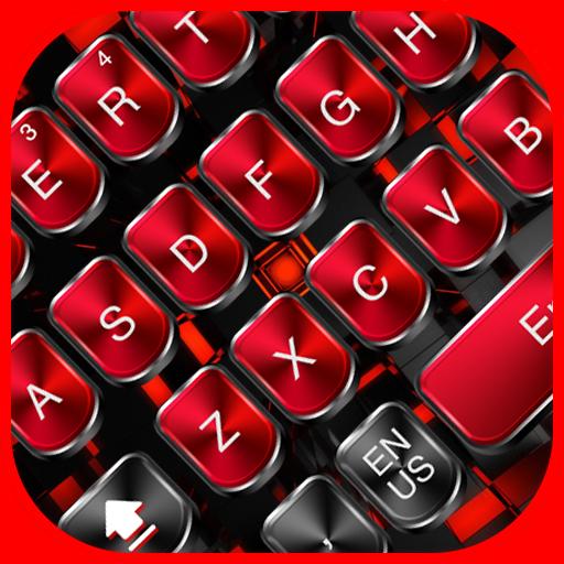 Red Black 2019 Keyboard