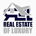 Real Estate of Luxury icon