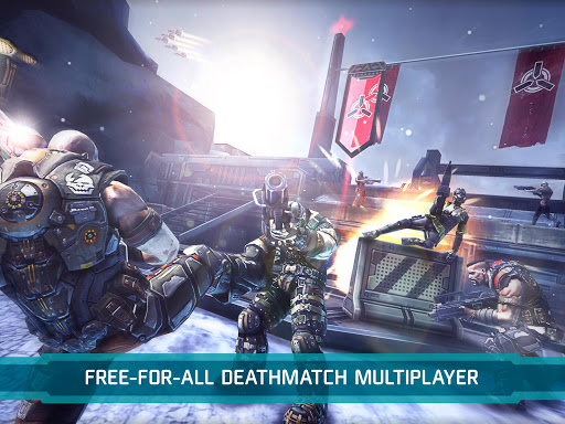 SHADOWGUN: DEADZONE 2.9.0 screenshots 6