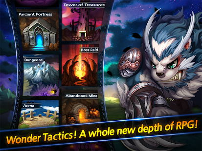 Wonder Tactics Screenshot 5