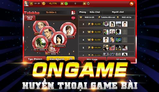 Ongame Tú Lơ Khơ (game bài) 3.0.2.5 APK