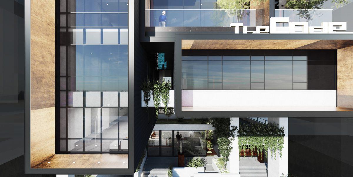 Cấu trúc không gian khách sạn