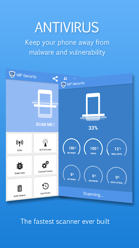 MP Security Antivirus App lock