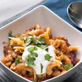 Chili Mac 'N' Cheese #Recipe