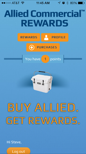 Allied Commercial Rewards